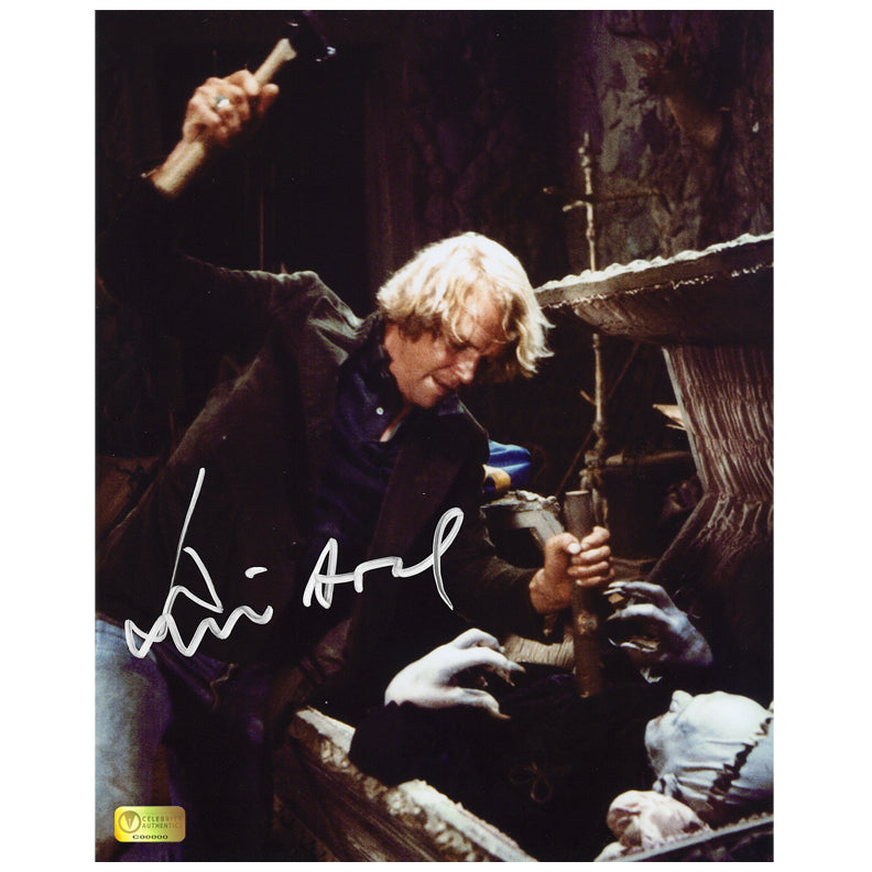 David Soul Autographed Salem's Lot 8x10 Photo
