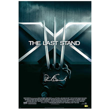 Load image into Gallery viewer, Patrick Stewart Autographed X-Men 3 The Last Stand 16x24 Poster