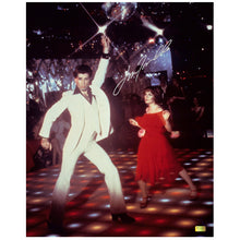 Load image into Gallery viewer, John Travolta Autographed Saturday Night Fever 16x20 Photo