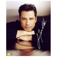 Load image into Gallery viewer, John Travolta Autographed 8×10 Portrait Photo
