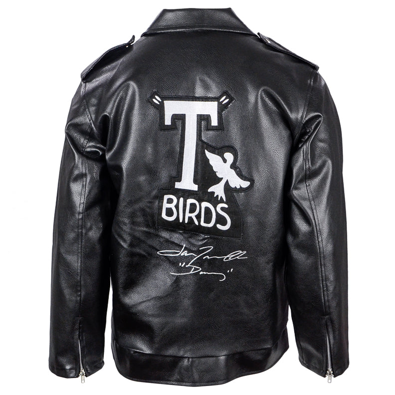 John Travolta Autographed Grease T-Birds Deluxe Jacket with Danny Inscription