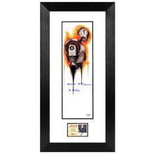 Load image into Gallery viewer, Alan Tudyk Autographed Star Wars Rogue One K-2SO 5.5x17 Art Print