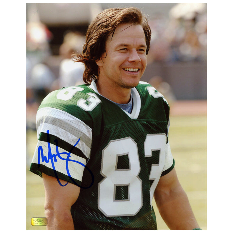Mark Wahlberg Autographed Invincible Camp 8x10 Photo