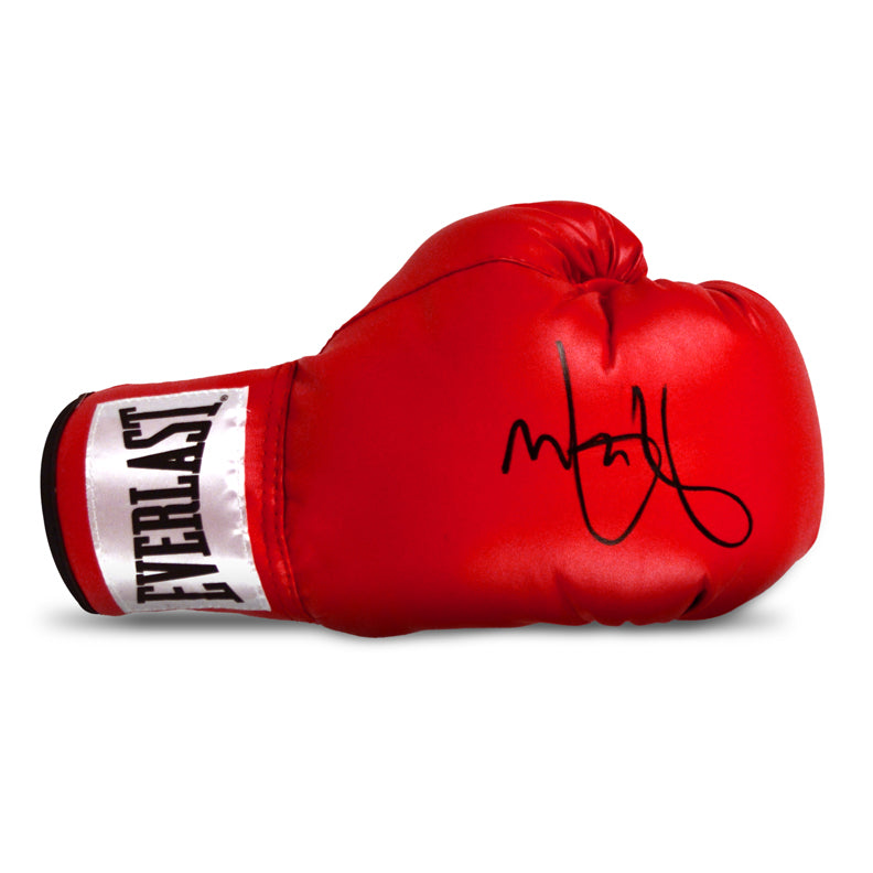 Mark Wahlberg Autographed The Fighter Boxing Glove