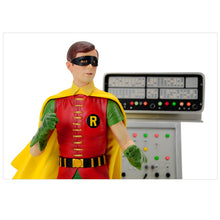 Load image into Gallery viewer, Burt Ward Autographed Batman 1966 Robin 1:6 Scale Maquette