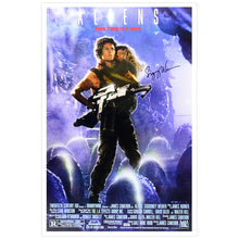 Load image into Gallery viewer, Sigourney Weaver Autographed Aliens 16×24 Poster