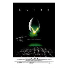Load image into Gallery viewer, Sigourney Weaver Autographed Alien 27×40 Poster