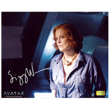 Load image into Gallery viewer, Sigourney Weaver Autographed Avatar Dr. Grace Augustine 8x10 Photo