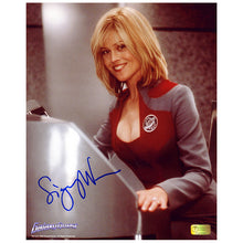 Load image into Gallery viewer, Sigourney Weaver Autographed Galaxy Quest 8x10 Photo