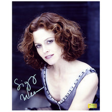 Load image into Gallery viewer, Sigourney Weaver Autographed Portrait 8x10 Photo