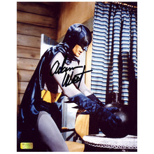 Load image into Gallery viewer, Adam West Autographed Classic Batman Bomb 8x10 Photo