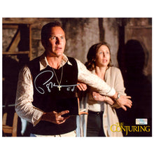 Load image into Gallery viewer, Patrick Wilson Autographed The Conjuring Exorcism 8x10 Scene Photo