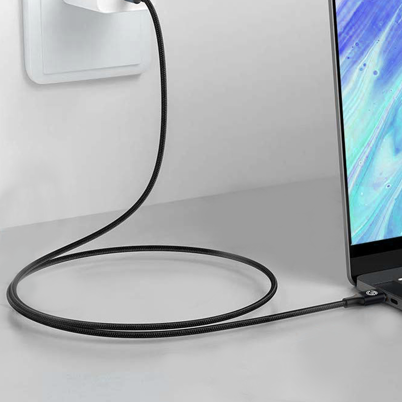 J-Go Tech 2M USB-C to USB-C Cable by J-Go Tech