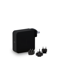 87W USB-C PD International Power Adapter