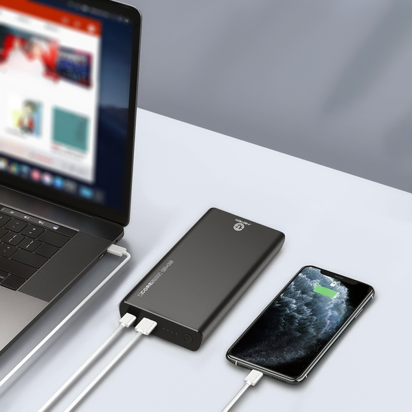 XCOREsion 20-65 | 65W PD | 20000mAh USB C PD POWER BANK