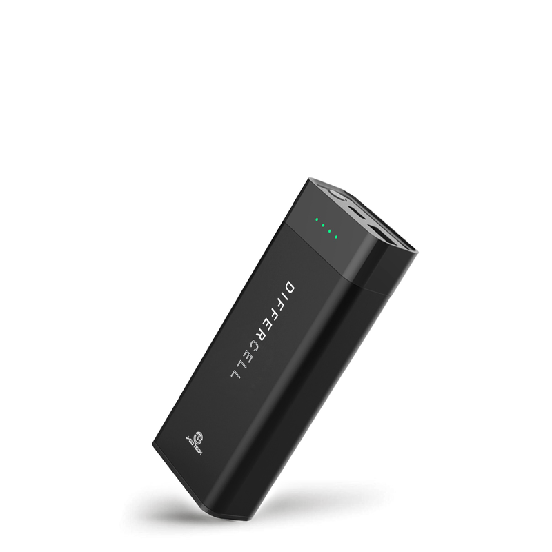 DIFFERCELL 30W PD | 10000MAH USB C PD POWER BANK