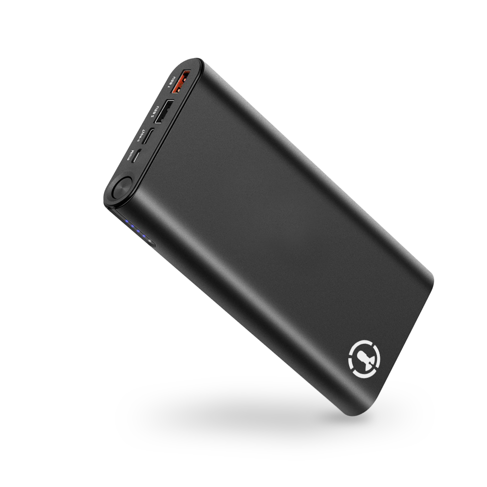 The Tanker Elite 65W PD USB-C Power Bank | 20,800mAh