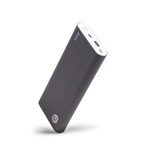 J-Go Tech The Tanker Xtreme 100W PD Dual USB-C Power Bank | 27,000mAh by J-Go Tech