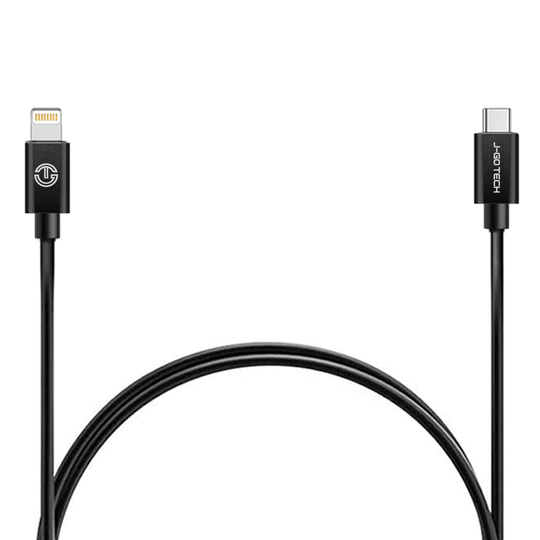 MFi Certified Lightning to USB C Cable