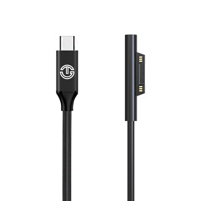 J-Go Tech Microsoft Surface Connect to USB C Charging Cable | 15V by J-Go Tech