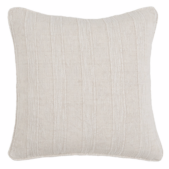 Heirloom Linen Ivory Pillow