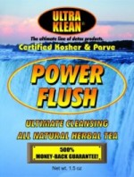How does Power Flush Tea Work?