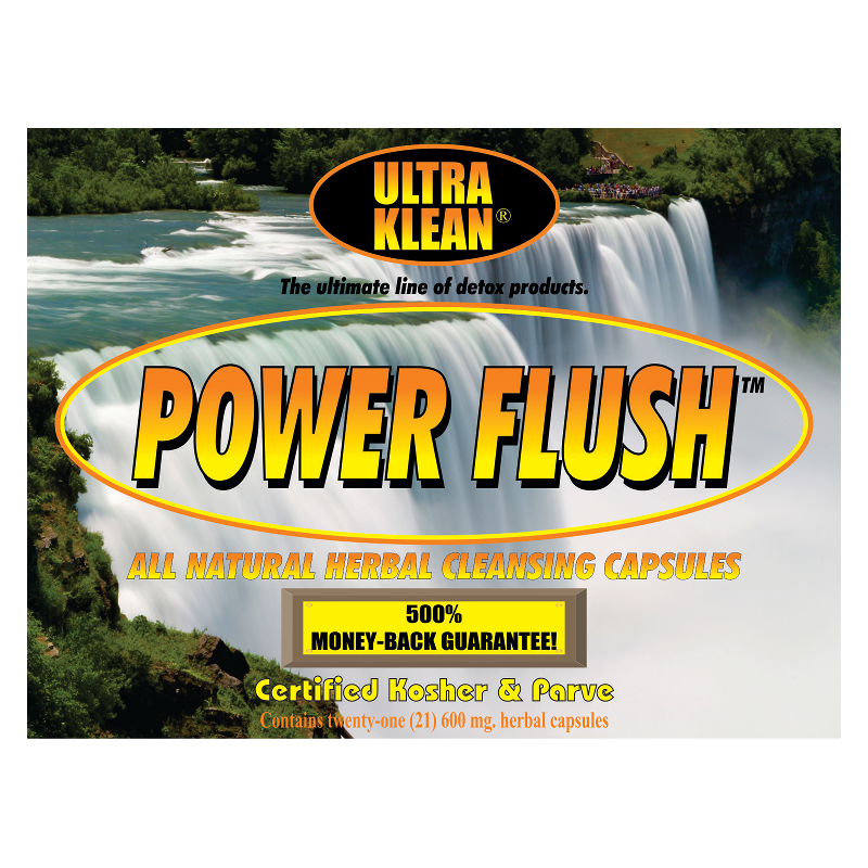 Power Flush Capsules