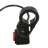 Handlebar 3 Speed Position SPDT Switch HI MED LOW Electric Bike Ebike Scooter
