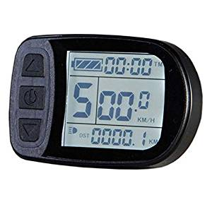 Ebike Kt Lcd5 Lcd Display Meter Panel For Kt Series Controllers 24 36 Torquetech