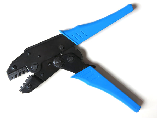 LS-03A Open Terminal Crimping Tool 2.54mm 3.96mm 4.8mm 6.3mm 27-13AWG 0.1-2.5mm