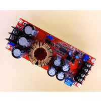 1200W 20A CC CV Boost Converter DC 8V-60V to 12V-83V Step Up Power Supply R