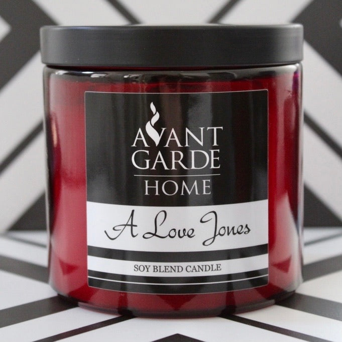 A Love Jones Luxe Candle