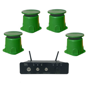 AMP100 & 4 x GS3 Bundle