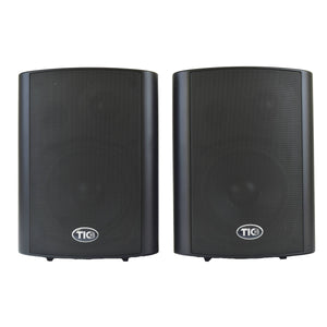 "TIC WPS5 5"" Outdoor Weather-Resistant WiFi Patio Speakers with AirPlay (Pair)"