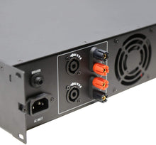 Load image into Gallery viewer, TIC-D2500 2Input 2-Zone 4Ω / 8Ω / 70V 2300W Bridged Power Amplifier