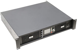 TIC-D4500 4-Input 4-Zone Professional 4Ω / 8Ω / 70V 4*300W Bridged Power Amplifier