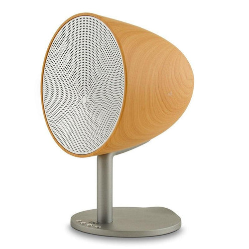 Parasol - Indoor Bluetooth Speaker (wood grain/aluminum)