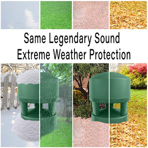 "B503 - 8""Outdoor Bluetooth 5.0 In-Ground Omnidirectional Speaker(Single)"