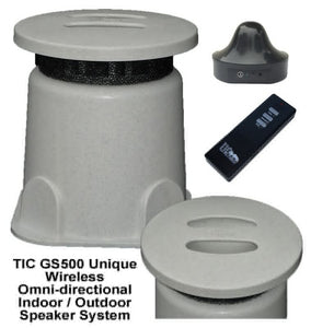 GS500 - Wireless Omni Speaker