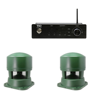 AMP150 Wifi(AirPlay2)&Bluetooth5.0 2*100W Amplifier With 2PCS B03