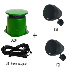 BG50 - Bluetooth Omnidirectional In-Ground Subwoofer