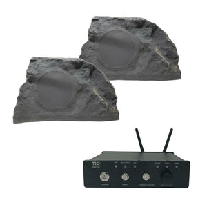 AMP50 & 2 x TFS10 Bundle