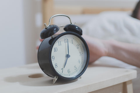 Stop Pushing Snooze Button and Get Out Of Bed On First Alarm