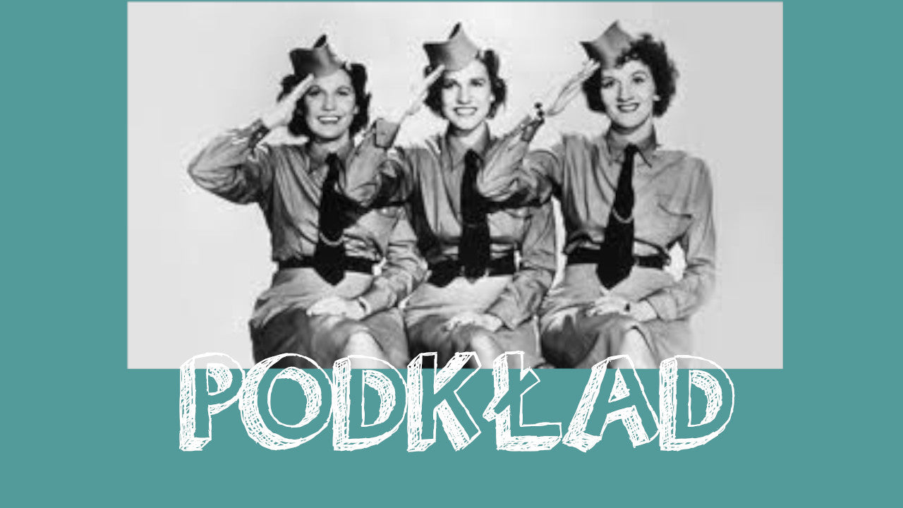 Bei Mir Bist Du Shein backing track the Andrew Sisters podkład