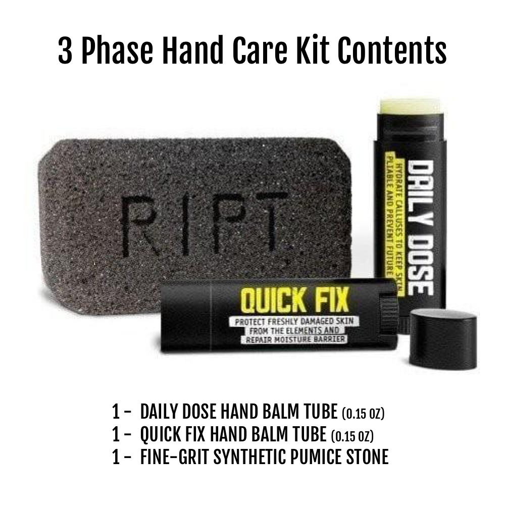 3 Phase Hand Care Kit