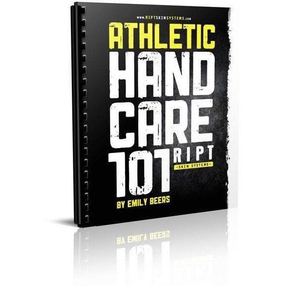 Ebook - Hand Care For Athletes 101 - Ebook