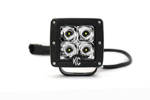 "C3 LED; 3"" Spot 12w (no Harness) (ea)"