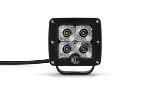 "C3 LED; 3"" Flood Light 12w (ea)"