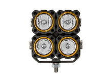 FLEX LED; Quad Combo Beam, No Harness 40w (ea)