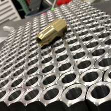 Kibbetech Machined Lug Nuts